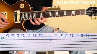 Slash: Anastasia Lesson w/ TAB by Mash and Flutter