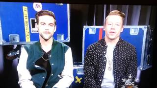 Macklemore & Ryan Lewis Race baiting during AMAs