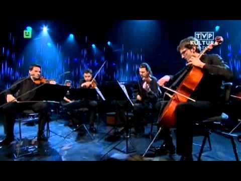 Atom String Quartet - Manhattan Island