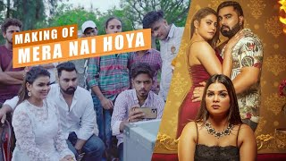 Making Of  (Mera Nai Hoya) ||  Latest Punjabi Song 2021 || Punjabi Song