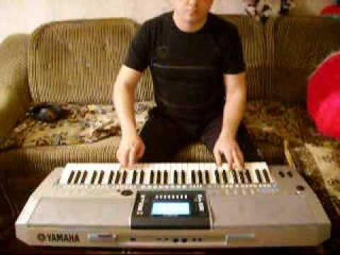 Синтезатор YAMAHA PSR-S710 - YouTube