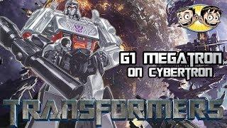 transformers the game decepticon campaign g1 megatron on cybertron brobrahs