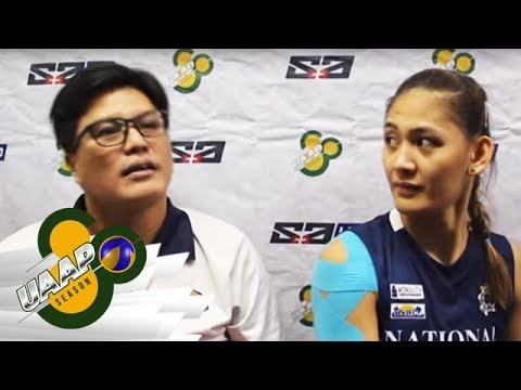 National University Post-Game Press Interview | UAAP 80 Exclusives | February 7, 2018