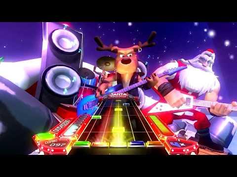 guitar - Santa Rockstar HD