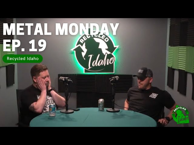 Metal Monday #19 with Nick and Brett, 2021