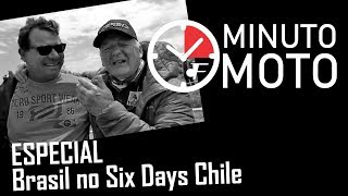 Minuto Moto - Especial Brasil no Six Days Chile 2018/02