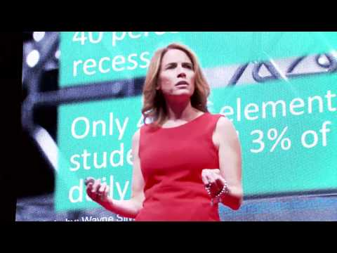 Kids & Technology: Digital Future with a Human Face | Alexis Glick | TEDx