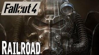 Fallout 4 Der Weg zur Freiheit - Finde die Railroad