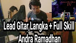 Download Andra and The Backbone - Chemistry Guitar Cover ( Lead Guitar )