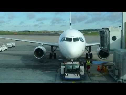 AY715 Finnair flight Helsinki to Prague - OH-LXM A320-214