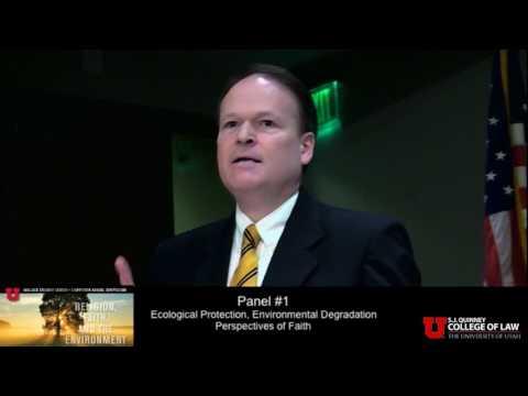 Religion, Faith and the Environment - Marcus Nash