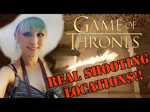 Game Of Thrones: REAL Shooting Locations in Split, Croatia!