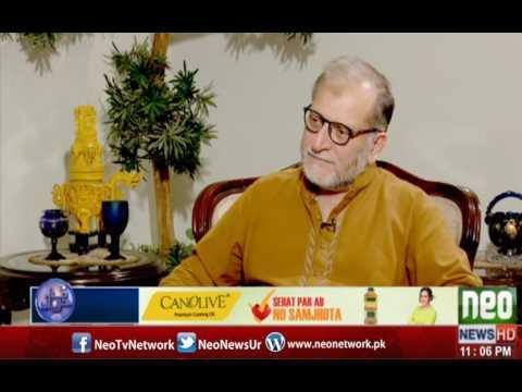 Exclusive Interview of former bureaucrat Masood Mufti - Part 01