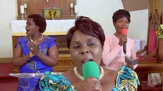 """Being born again"" by Ps. Mabamba at Come to Jesus Ministries, Denver, CO"
