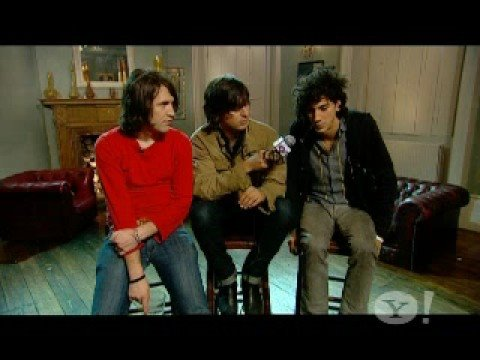 Dirty Pretty Things - Interview
