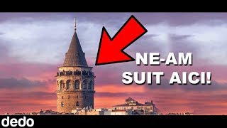 Ne-am urcat in Turnu' Galata
