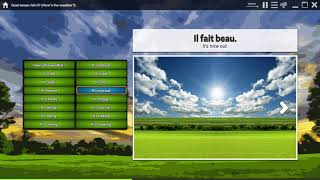 Learn French Vocabulary with OUINO™  Lesson #57 The Weather   YouTube