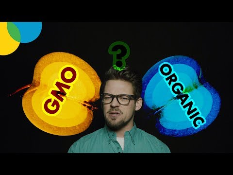 GMO vs. Organic: Fake News?