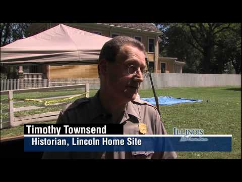 Illinois Stories | Lincoln Home Dig | WSEC-TV/PBS Springfield