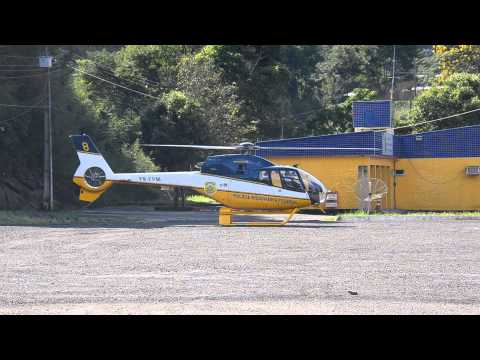 Decolagem Helicóptero PRF