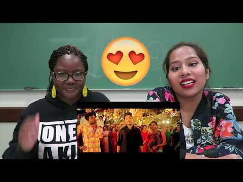 Super Machi MV Reaction Allu Arjun Marathon Part 4