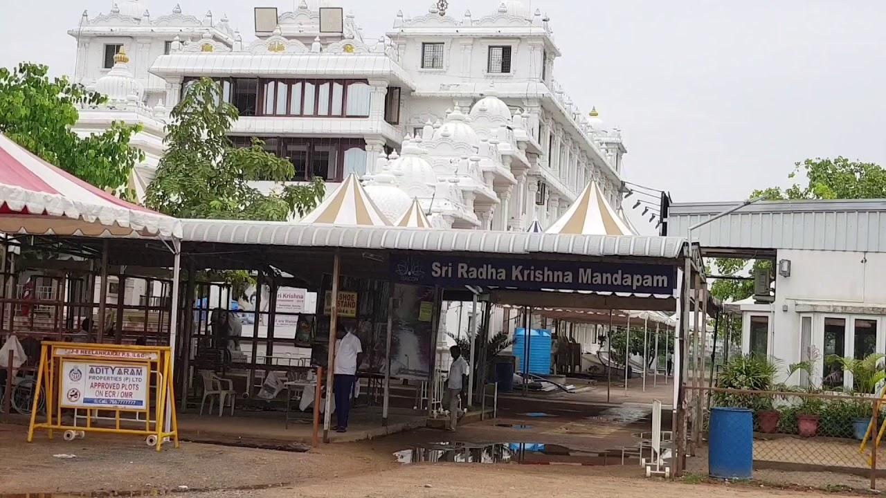 Iskcon Chennai Temple