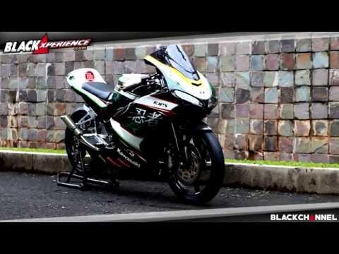 Modifikasi Kawasaki Ninja 150 RR, Racing Bike