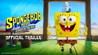 The SpongeBob Movie: A Sponge on the Run | Official Teaser Trailer Video
