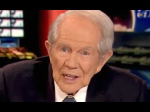 Pat Robertson: Maybe London Victims Wanted To Die!