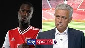 Jose Mourinho gives his opinions on Arsenal&#39s new signingsSuper Sunday