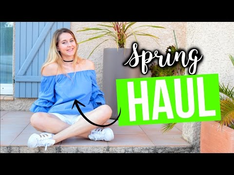 HAUL PRINTEMPS 🌸 + Try On