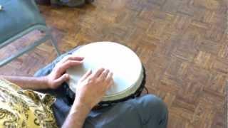 Drumming Timini 9 Dec 2012