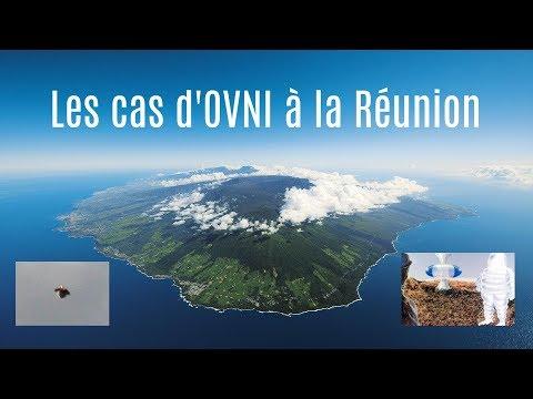 Les cas d'OVNI à la Réunion avec Patrick - Rencontres du 3ème type et crashs de rien