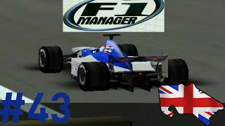 F1 Manager: Minardi Manager Career - Part 43 - Great Britain