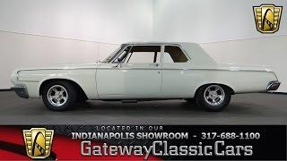 1964 Dodge Polara 330 - Gateway Classic Cars Indianapolis - #716 NDY