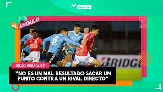 SPORTING CRISTAL Y UNIVERSITARIO siguen SIN GANAR en la Copa Libertadores |AL ÁNGULO