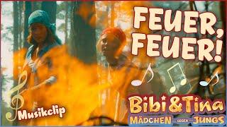 BIBI & TINA 3 | Feuer, Feuer! (Musikvideo) | Mädchen Gegen Jungs