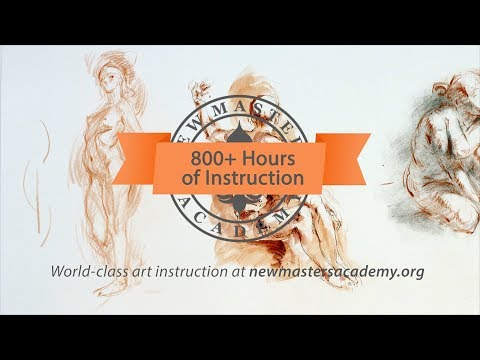 New Masters Academy - The Best Value in Fine Art Education