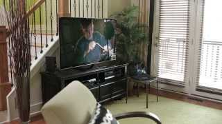 How to Connect my Laptop to a TV via HDMI.