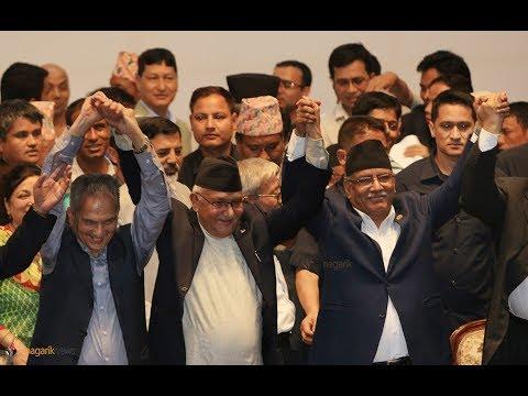 UML, Maoist Center, Nayashakti to be unified