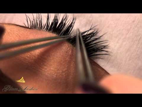 Glam Lashes training video 1