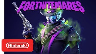 Fortnite - Fortnitemares 2018 Trailer - Nintendo Switch