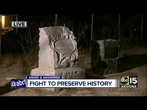 Phoenix Cemetery Has More History Than You Think