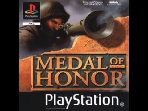 Playstation 1 Longplay [002] Medal of Honor