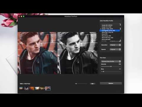 WidsMob FilmPack - Render Emotional Impact to Digital Photos