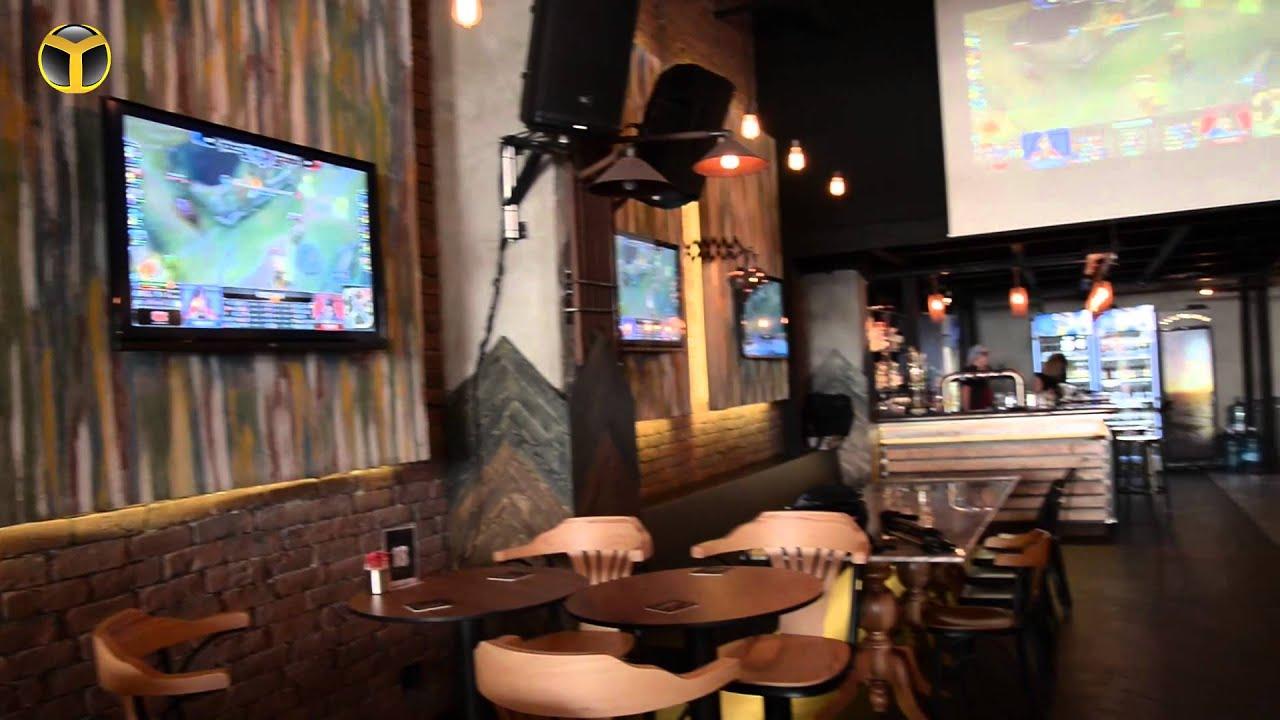 LoL Heyecanını E-Spor Cafede Yaşayın