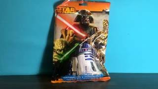 Unboxing Star Wars Jamboree Bag Blind Bag