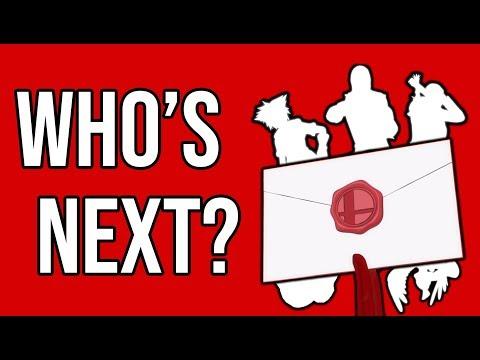 Who's Next for Smash Ultimate DLC?   Top 5 DLC Character Predictions - SSBU thumbnail