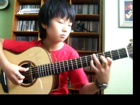 (Seal) Kiss From A Rose - Sungha Jung