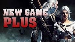 The Witcher 3 - New Game Plus erklärt